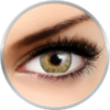 Phantasee Flash Glam Green - lentile de contact colorate verzi 90 de purtari (2 lentile/cutie)