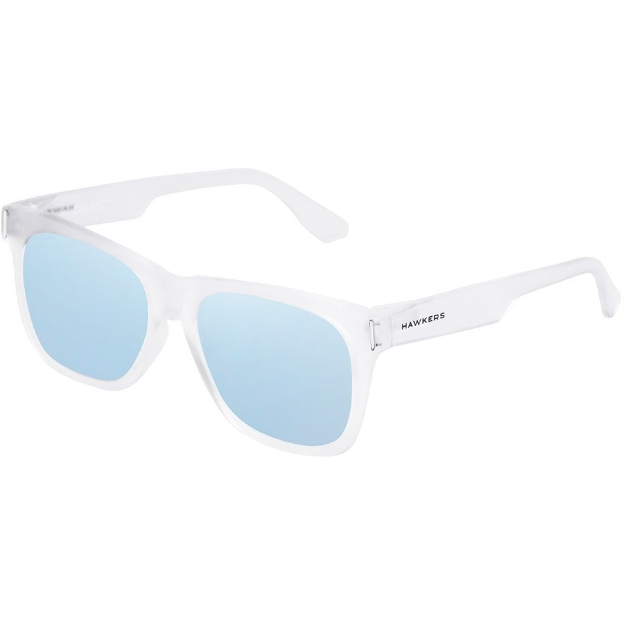 Ochelari de soare unisex Hawkers SUN02 AIR MATTE BLUE CHROME SUNSET