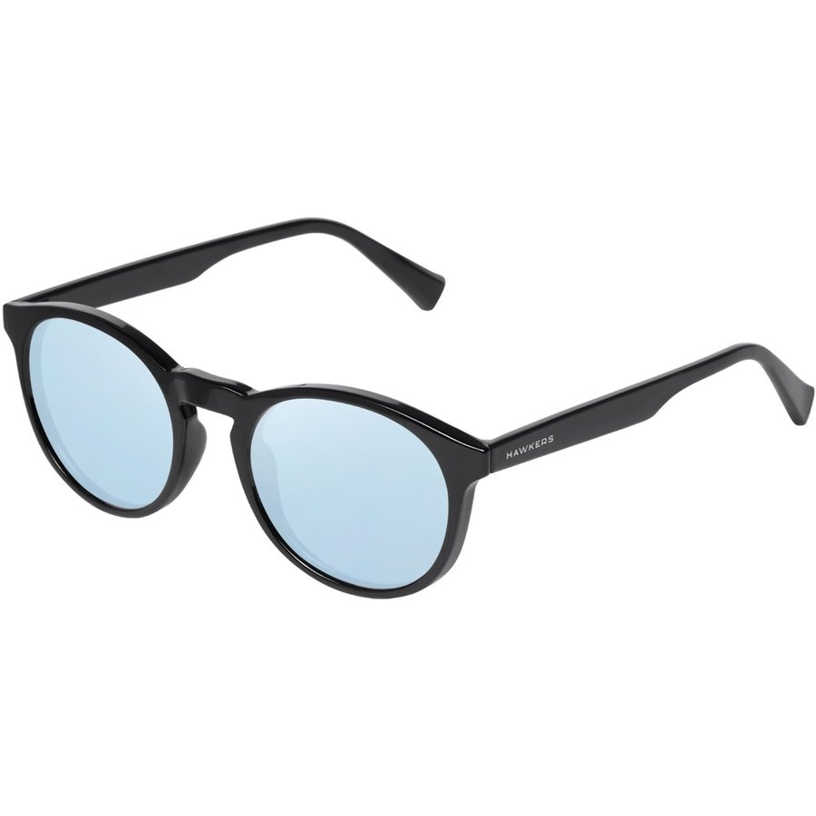 Ochelari de soare unisex Hawkers BELTR02 Diamond Black Blue Chrome Bel Air