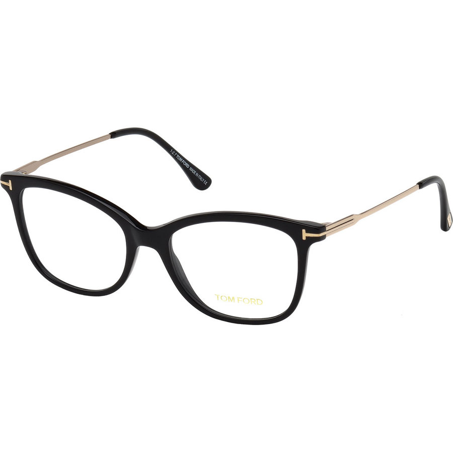 Rame ochelari de vedere dama Tom Ford FT5510 001 imagine 2021