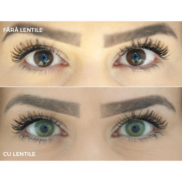 Auva Vision Natural SOFT GREEN 90 purtari