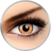 ColourVUE Glamour Honey - lentile de contact colorate caprui trimestriale - 90 purtari (2 lentile/cutie)