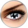 ColourVUE Crazy Black Cross - lentile de contact colorate negre anuale - 360 purtari (2 lentile/cutie)