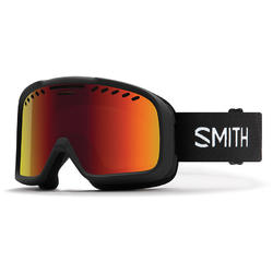 Ochelari de schi pentru adulti Smith PROJECT BLACK RED SOLX SP AF