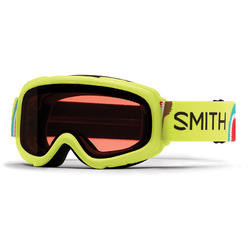 Ochelari de schi pentru copii Smith GAMBLER AIR ACID ANIMAL MOUTH RC36 ROSEC AF