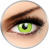 ColourVUE Glow Green - lentile de contact colorate verzi anuale - 360 purtari (2 lentile/cutie)
