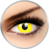 ColourVUE Glow Yellow - lentile de contact colorate galbene anuale - 360 purtari (2 lentile/cutie)