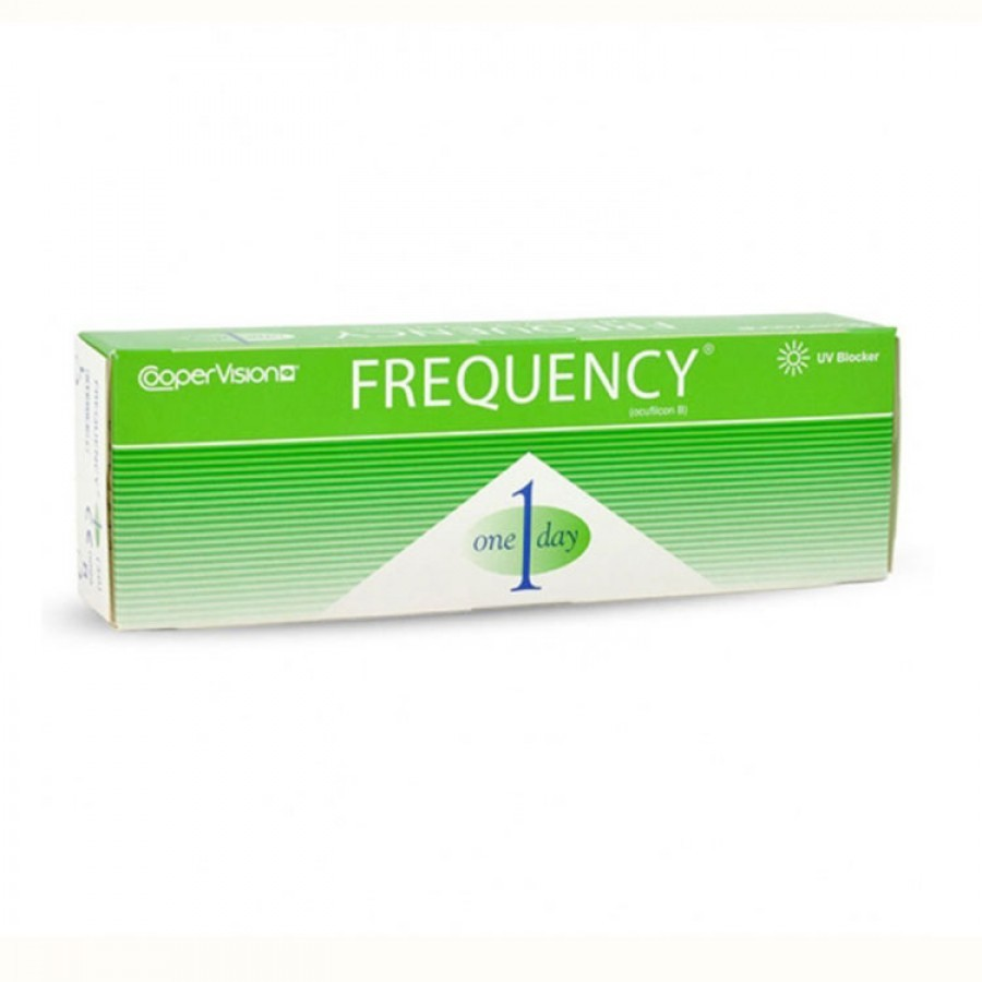 Cooper Vision Cooper Vision Frequency 1 Day unica folosinta 30 lentile / cutie