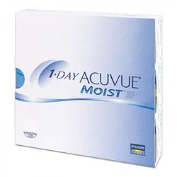 Johnson&Johnson 1 Day Acuvue Moist zilnice 90 lentile / cutie
