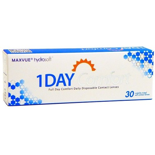 MaxVue Hydrosoft One Day Comfort - 30 lentile / cutie