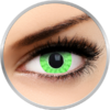 Phantasee Fancy Green Mist - lentile de contact colorate verzi anuale - 360 purtari (2 lentile/cutie)