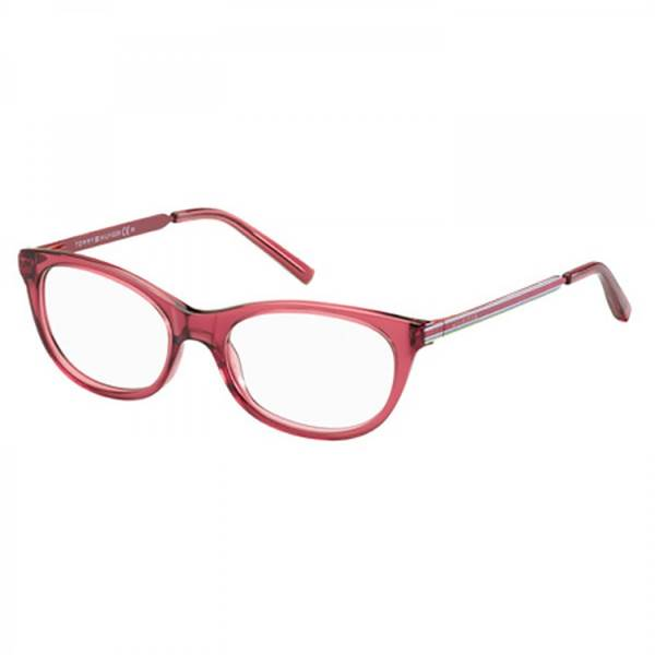 Rame ochelari de vedere dama TOMMY HILFIGER (S) TH1137 H3A RED WHITE/BLUE
