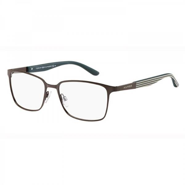 Rame ochelari de vedere unisex TOMMY HILFIGER (S) TH1269 40F MT BROWN