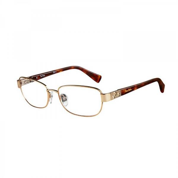 Rame ochelari de vedere dama Pierre Cardin (S) PC8801 5ON GOLD BLOND HAVANA