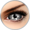 ColourVUE Crazy Stargazer - lentile de contact colorate negre anuale - 360 purtari (2 lentile/cutie)
