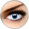 Phantasee Fancy Comic Eye - lentile de contact colorate albe anuale - 360 purtari (2 lentile/cutie)