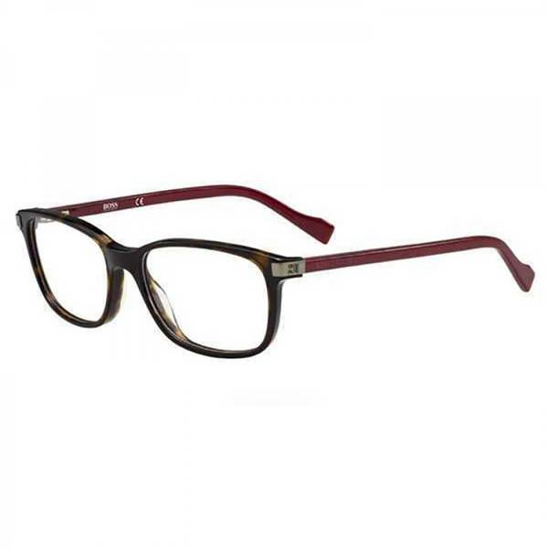 Rame ochelari de vedere dama BOSS ORANGE (S) BO0185 KAN DK HAVANA BROWN