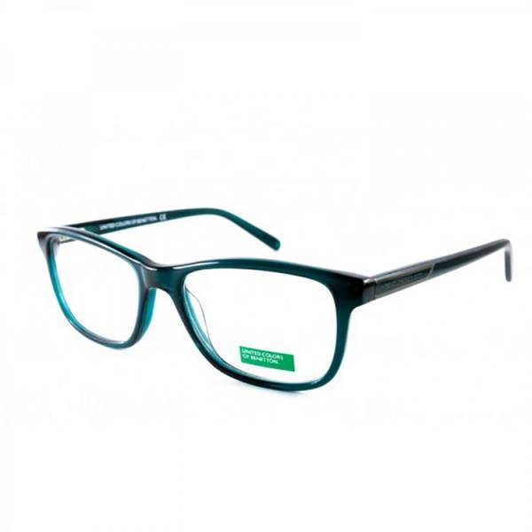United Colors of Benetton Rame ochelari de vedere barbati BENETTON BN189V03 GREEN