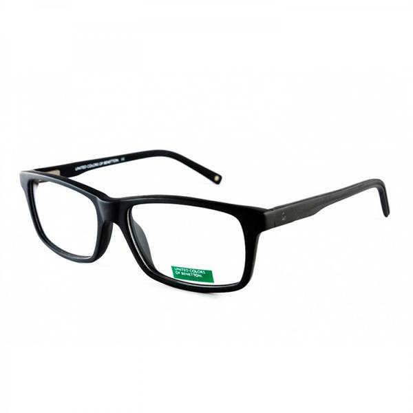 United Colors of Benetton Rame ochelari de vedere unisex BENETTON BE47001 BLACK