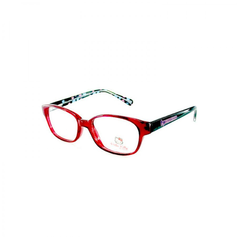 Rame ochelari de vedere copii HELLO KITTY HK II002 C13 BURGNDY de la Hello Kitty