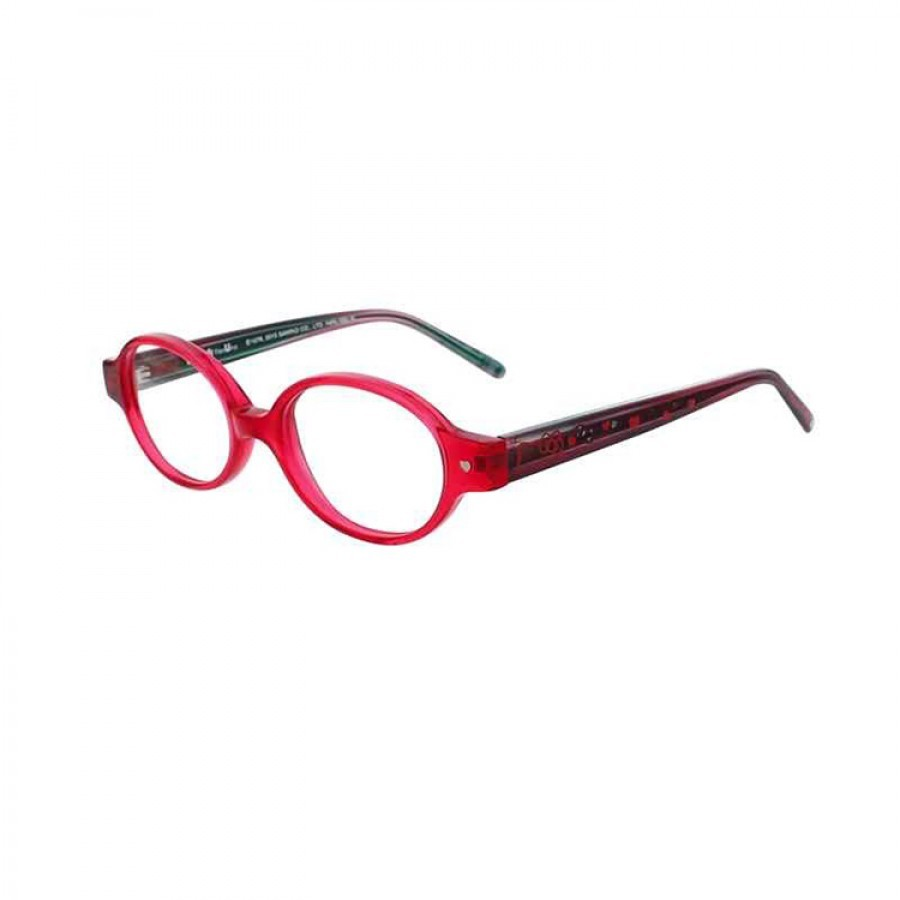 Rame ochelari de vedere copii HELLO KITTY K HE AA077 C14 RED de la Hello Kitty