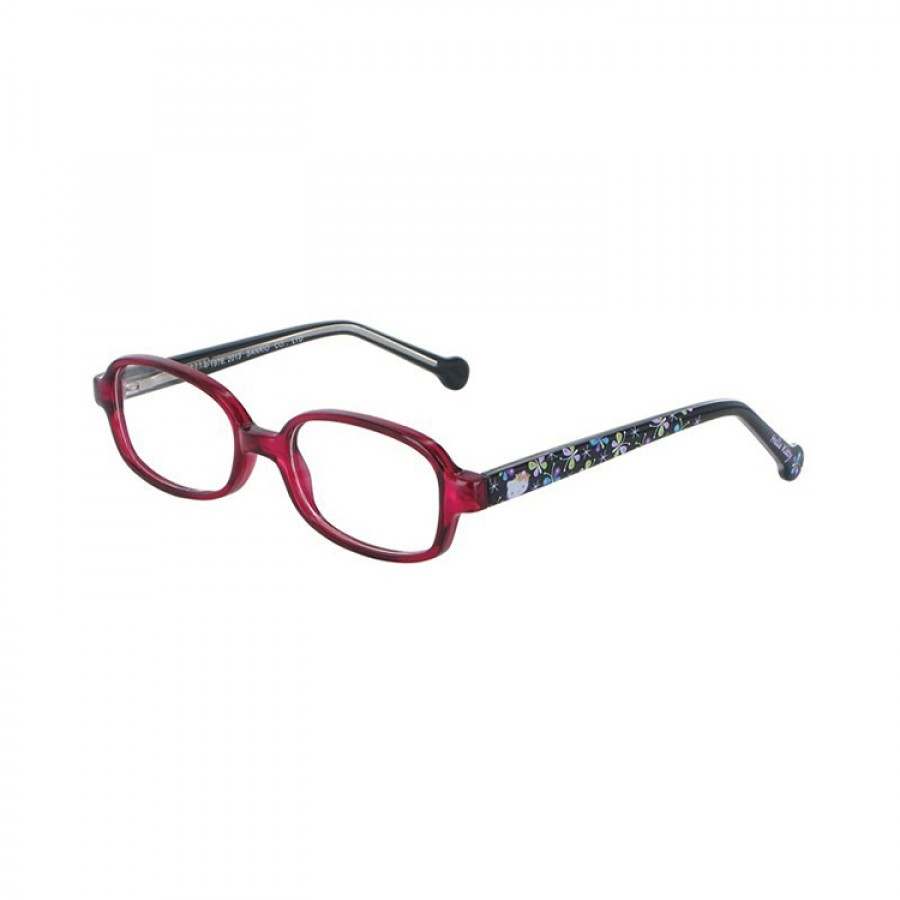 Rame ochelari de vedere copii HELLO KITTY K HE II005 C12 DARK PINK P de la Hello Kitty