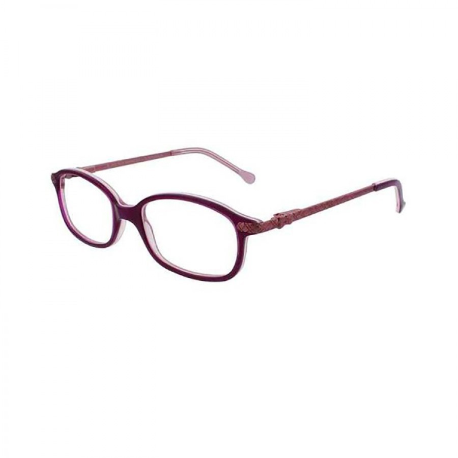 Hello Kitty Rame ochelari de vedere copii HELLO KITTY HE AM050 C08 PURPLE