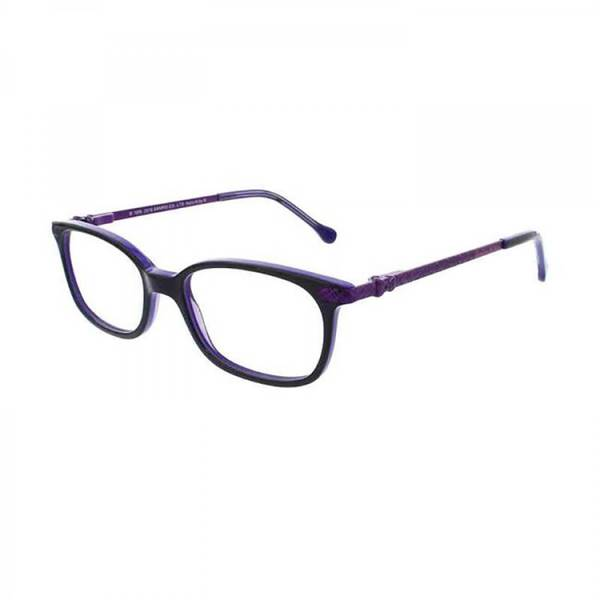 Rame ochelari de vedere copii HELLO KITTY HE AM051 C08 PURPLE