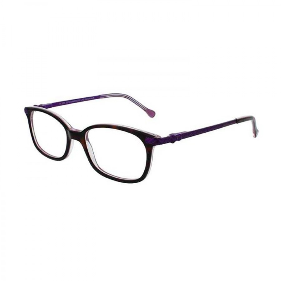 Rame ochelari de vedere copii HELLO KITTY HE AM051 C28 DARK TORTOISE de la Hello Kitty