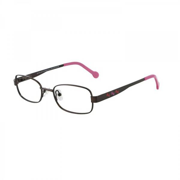 Rame ochelari de vedere copii HELLO KITTY K HE MM049 C17 DARK BROWN M