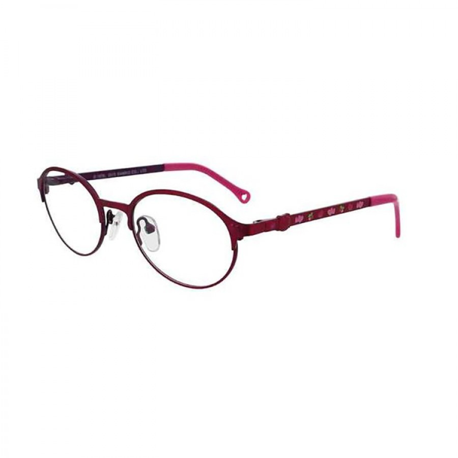 Hello Kitty Rame ochelari de vedere copii HELLO KITTY K HK MM057 C12 DARK PINK