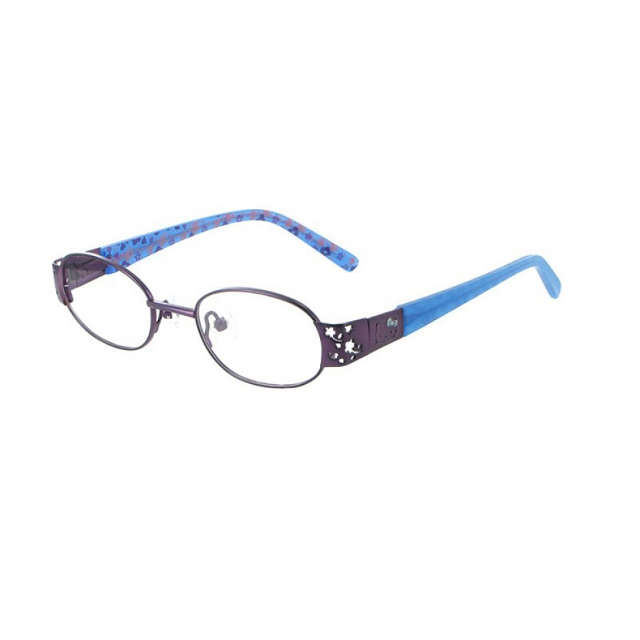 Rame ochelari de vedere copii HELLO KITTY T HE MA011 C08 PURPLE de la Hello Kitty
