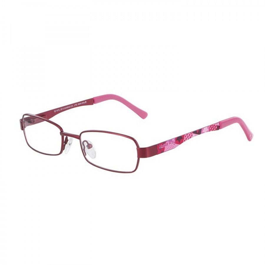 Rame ochelari de vedere copii HELLO KITTY T HK MM047 C12 DARK PINK de la Hello Kitty