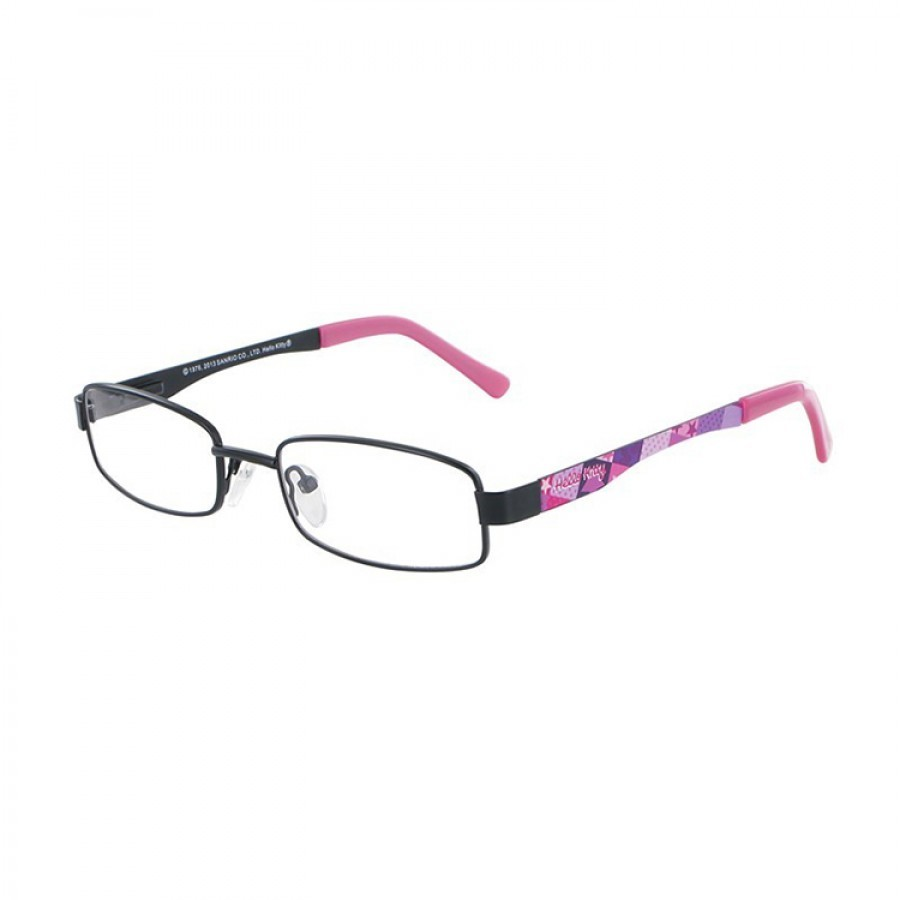 Hello Kitty Rame ochelari de vedere copii HELLO KITTY T HK MM049 C01 BLACK
