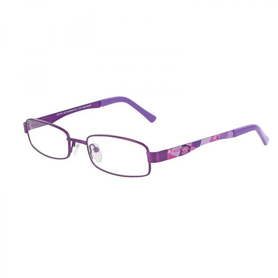 Hello Kitty Rame ochelari de vedere copii HELLO KITTY T HK MM049 C08 VIOLET