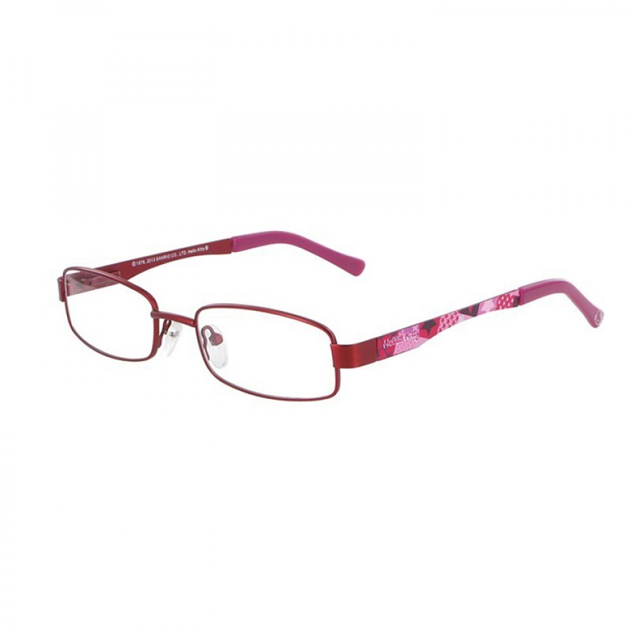 Hello Kitty Rame ochelari de vedere copii HELLO KITTY T HK MM049 C13 BURGUNDY