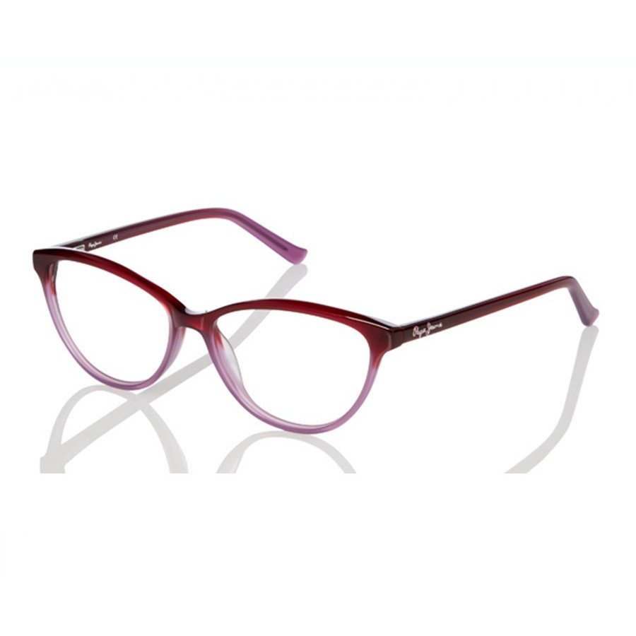 Rame ochelari de vedere dama PEPE JEANS 3224 C2 RED-PURPLE imagine 2021