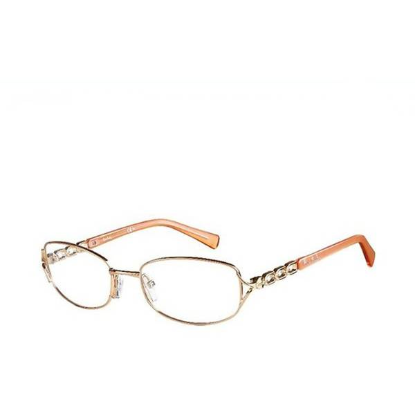 Rame ochelari de vedere dama Pierre Cardin (S) PC8809 DPH GOLD ORANGE