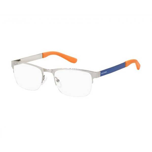 Rame ochelari de vedere unisex TOMMY HILFIGER (S) TH1324 0GY PALL BLUE