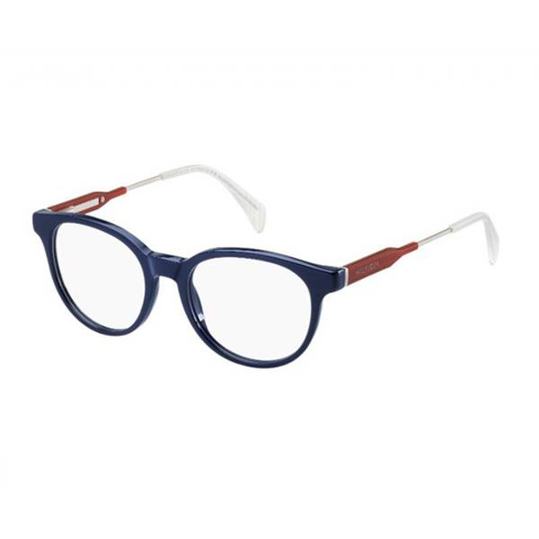 Rame ochelari de vedere unisex TOMMY HILFIGER (S) TH1349 JX3 BLUE