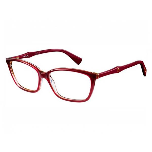 Rame ochelari de vedere dama PIERRE CARDIN (S) PC8394 1VI RED ORANGE