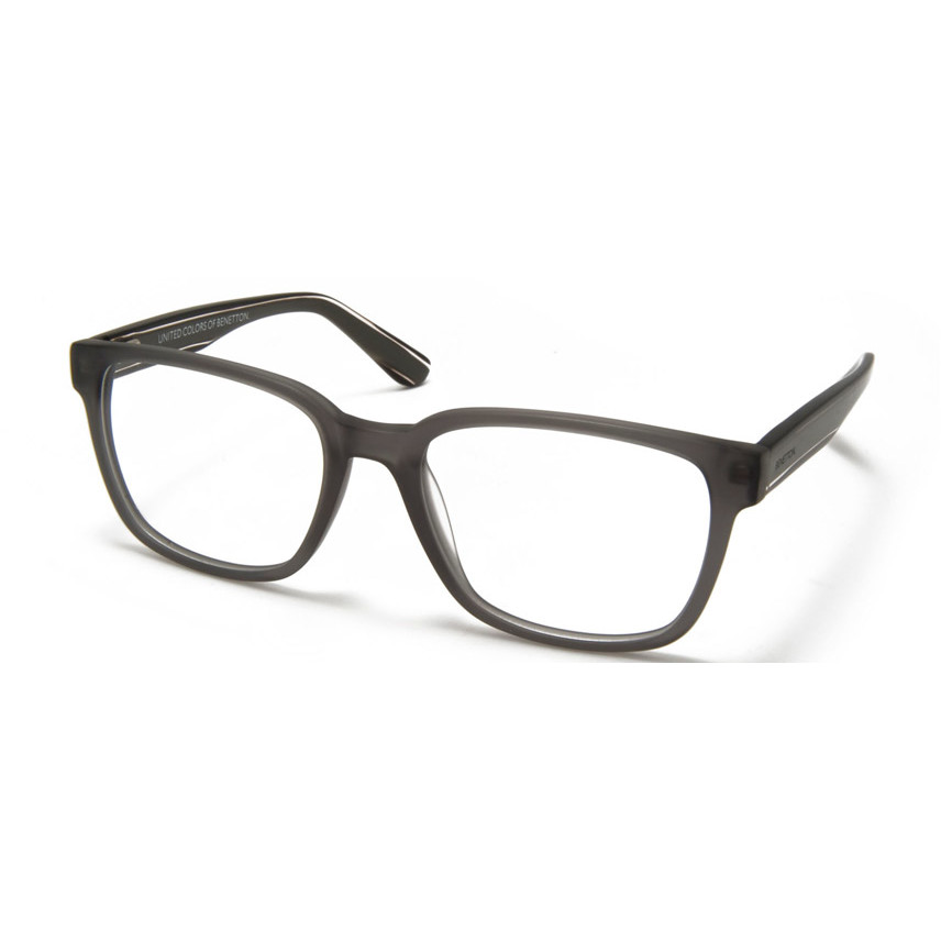 Rame ochelari de vedere unisex BENETTON BN340V03 Grey 54 de la United Colors of Benetton
