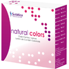Solotica Natural Colors Azul - lentile de contact colorate albastru intens anuale - 365 purtari (2 lentile/cutie)