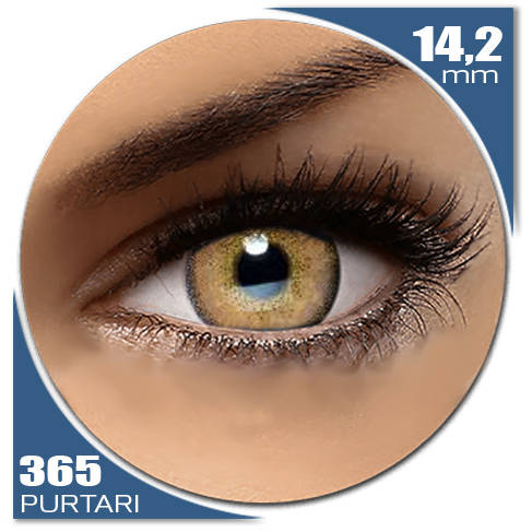 Auva Vision Fashion Lentilles Diamonds JASPER BROWN 365 purtari
