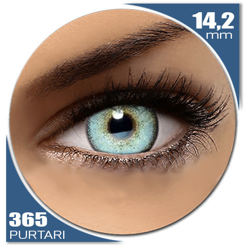 Diamonds BLUE SEA 365 purtari de la Auva Vision Fashion Lentilles