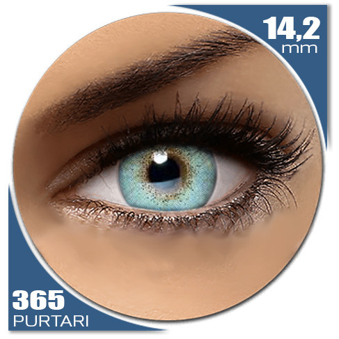 Natural SOFT SEA 365 purtari de la Auva Vision Fashion Lentilles