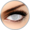 Phantasee Fancy Exodus - lentile de contact colorate albe anuale 17 mm - 360 purtari (2 lentile/cutie)
