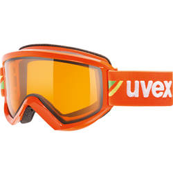 Ochelari de schi UVEX Fire Race Orange 55.0.507.3029