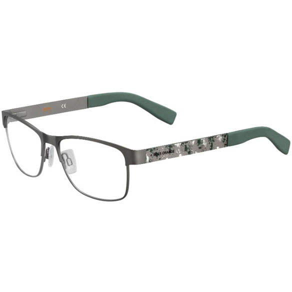 Rame ochelari de vedere barbati BOSS ORANGE (S) BO0272 ICW DARK RUTHENIUM de la Boss Orange