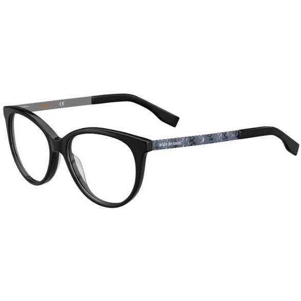 Rame ochelari de vedere dama BOSS ORANGE (S) BO0274 JNI BLACK